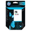 Genuine HP 78 C6578D Color Ink Cartridge