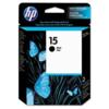 Genuine HP 15 C6615DN Black Ink Cartridge