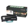 Original Lexmark E460X11A Extra High Yield Return Program Toner Cartridge