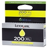 Original Lexmark 200XL 14L0177 High Yield Yellow Print Cartridge