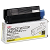 Original Okidata 42804501 Yellow Toner Cartridge