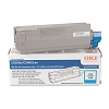 Original Okidata 43324403 High Yield Cyan Toner Cartridge