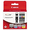 Original Canon PGI-225 CLI-226 4 Color Pack