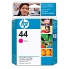 Genuine HP 44 51644M Magenta Ink Cartridge