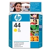 Genuine HP 44 51644Y Yellow Ink Cartridge