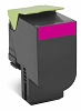 Original Lexmark 700H3 High Yield Magenta Toner
