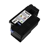 Compatible Dell 1250c 1350cn 1355cn C1760 C1765 High Yield Black Toner Cartridge