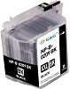 Compatible Brother LC209BK Super High Yield Black Ink Cartridge