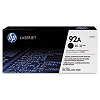 Genuine HP 92A C4092A Black Toner Cartridge