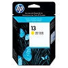 Genuine HP 13 C4817A Yellow Ink Cartridge