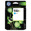 Genuine HP 940XL C4907AN High Capacity Cyan Ink Cartridge