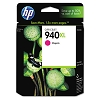 Genuine HP 940XL C4908AN High Capacity Magenta Ink Cartridge