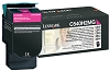 Original Lexmark C540H2MG High Yield Magenta Toner Cartridge
