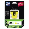 Genuine HP 02XL C8732WN High Capacity Yellow Ink Cartridge