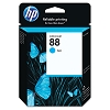 Genuine HP 88 C9386AN Cyan Ink Cartridge