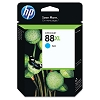 Genuine HP 88XL C9391AN High Capacity Cyan Ink Cartridge