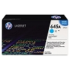 Genuine HP 645A C9731A Cyan Toner Cartridge