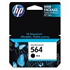 Genuine HP 564 CB316WN Black Ink Cartridge