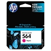 Genuine HP 564 CB319WN Magenta Ink Cartridge
