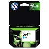 Genuine HP 564XL CB323WN High Capacity Cyan Ink Cartridge