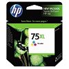 Genuine HP 75XL CB338WN High Capacity Color Ink Cartridge