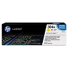 Genuine HP 304A CC532A Yellow Toner Cartridge