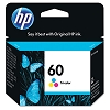 Genuine HP 60 CC643WN Color Ink Cartridge
