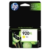 Genuine HP 920XL CD974AN High Capacity Yellow Ink Cartridge