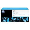 Genuine HP 771A B6Y20A Light Cyan Ink Cartridge 775ml