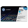 Genuine HP 646A CF031A Cyan Toner Cartridge