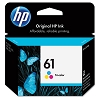 Genuine HP 61 CH562WN Tri-Color Ink Cartridge