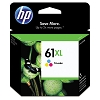 Genuine HP 61XL CH564WN High Yield Color Ink Cartridge