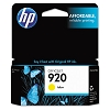 Genuine HP 920 CH636AN Yellow Ink Cartridge