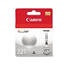 Original Canon CLI-221GR Gray Ink Cartridge
