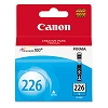 Original Canon CLI-226C Cyan Ink Cartridge