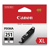 Original Canon CLI-251XLBK High Capacity Black Ink Cartridge