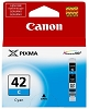 Original Canon CLI-42C Cyan Ink Cartridge