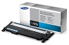 Original Samsung CLT-C406S Cyan Toner Cartridge