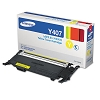 Original Samsung CLT-Y407S Yellow Toner Cartridge