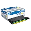 Original Samsung CLT-Y508S Yellow Toner Cartridge
