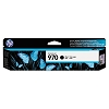 Genuine HP 970 Standard Yield Black Ink Cartridge