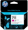 Genuine HP 711 CZ135A 3-Pack Magenta Ink (3 x 29 ml)