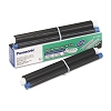 Original Panasonic KX-FA91 Fax Ribbon Roll 2 Pack