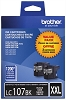 Brother LC1072PKS Super High Yield Black Ink Dual Pack