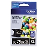 Original Brother LC75BK High Capacity Black Ink Cartridge