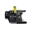 Compatible Brother LC75BK High Capacity Black Ink Cartridge