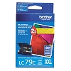 Original Brother LC79C Super High Capacity Cyan Ink Cartridge