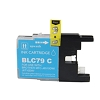 Compatible Brother LC79C Super High Capacity Cyan Ink Cartridge