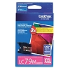 Original Brother LC79M Super High Capacity Magenta Ink Cartridge