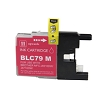 Compatible Brother LC79M Super High Capacity Magenta Ink Cartridge